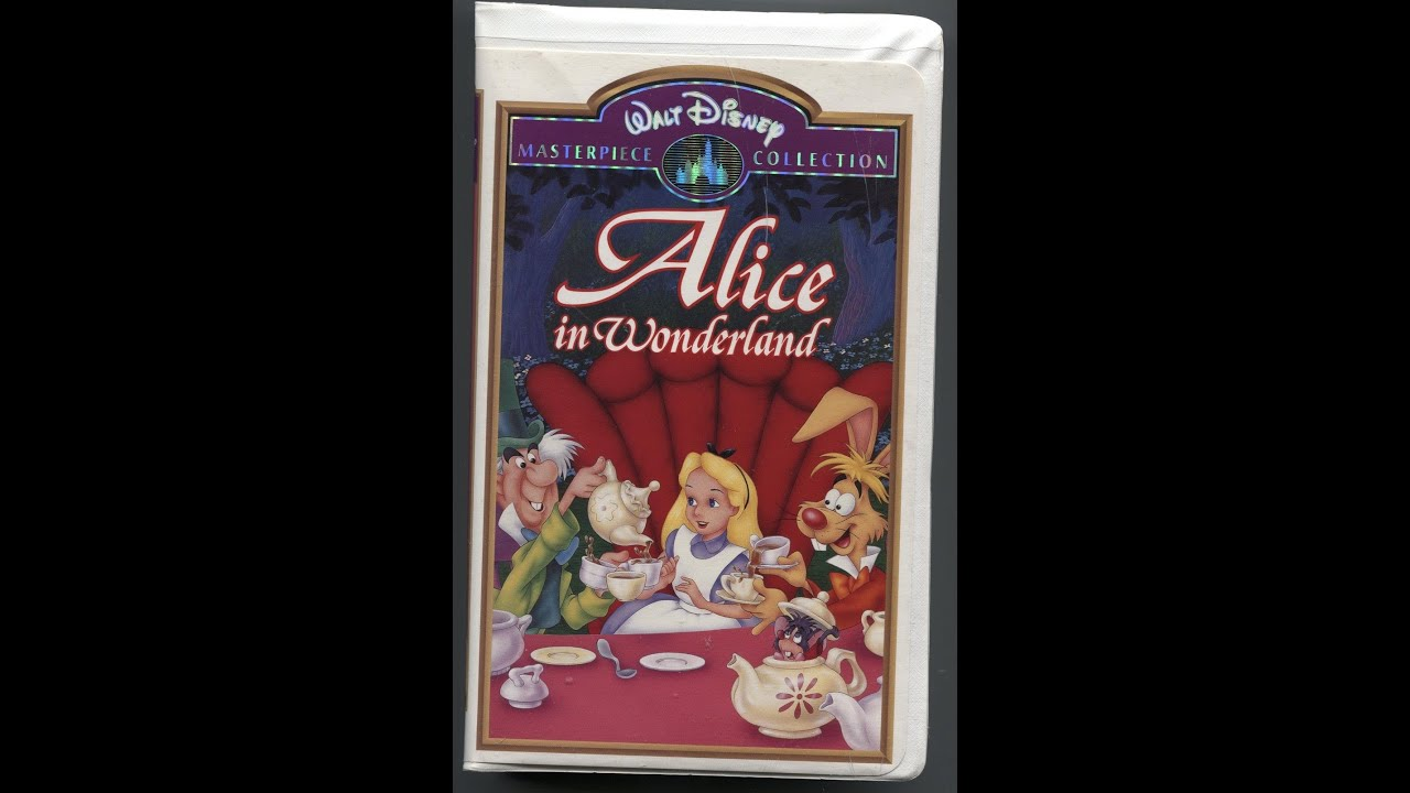 Alice In Wonderland 1996