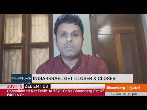 Dr. Sreeram Chaulia on Israel-India special partnership