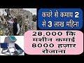 कचरे से कमाय 2 से 3 लाख महिना, business ideas in hindi, small business ideas,new business