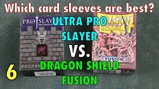 MTG - What Are The Best Card Sleeves Part 6 - Premium Sleeves for Magic: The Gathering, Pokemon