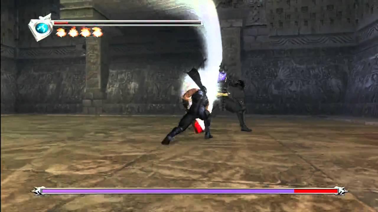 Xbox Ninja Gaiden Black 1 Minute To Kill Doku Youtube