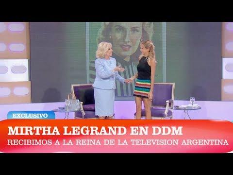 El diario de Mariana - Programa 19/03/18 - Especial Mirtha Legrand