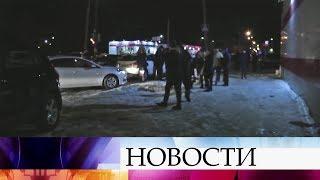 В Казани при попытке остановить буйного мужчину с ружьем погиб боец Росгвардии, ранен полицейский.