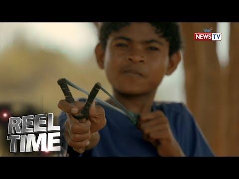 Reel Time: Paano ginagamit ng mga Aeta ang tirador?