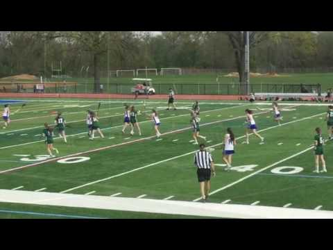 Maddie Colledge-Lacrosse Highlights (Villa Walsh Academy vs  Millburn High School)