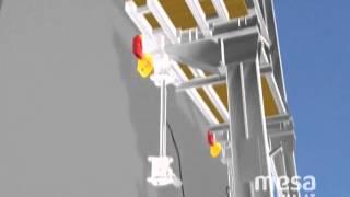 HCP Self Climbing System