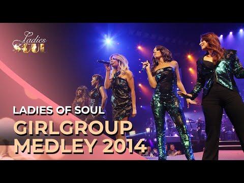 Ladies Of Soul Girlgroup Medley Ladies Of Soul 2014
