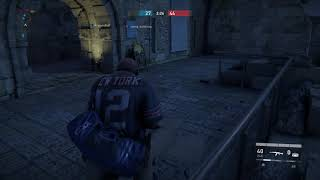 World War Z - PVP Multiplayer Swarm Deathmatch on Old Museum Map: Angel Flores Gameplay (2019)