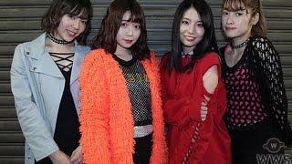 3月12日、新宿FNVにてガールズLIVEイベント『GirlsJAM vol.1』が開催さ...
