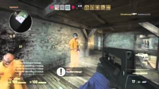 Never negotiate with terrorists! (Counter-Strike GO)