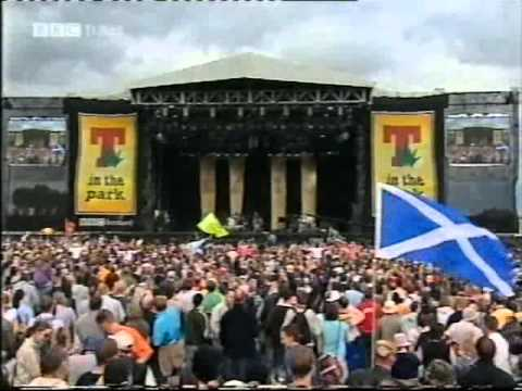 Starsailor - Alcoholic at T in the Park 2004