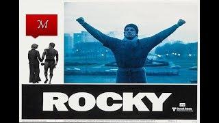 """Z serii """"Twarda Szczęka"""" - Rocky (1976)"""