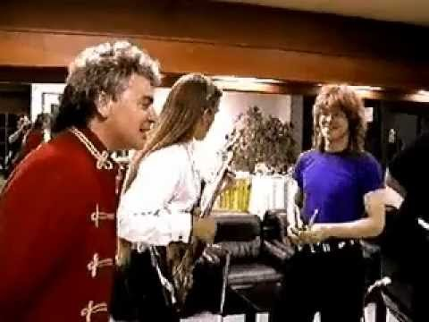 Air Supply - Lost In Love Warm-Up