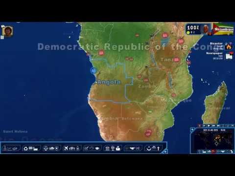 Geopolitical Simulator 4: African Diamond Cartel pt. 2