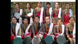 Chhitij Pari Unko Bastima   Latest   Nepali Lok Dohori Audio Song   2012