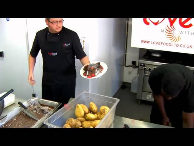 Love food Marc Kouablan