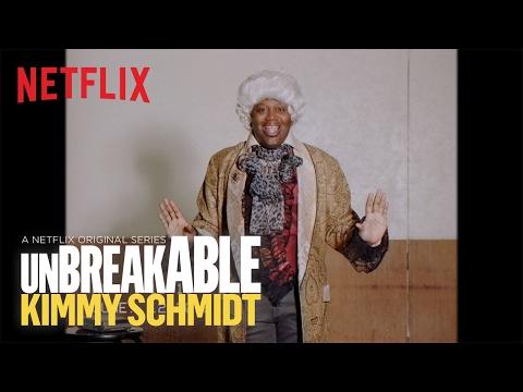 Unbreakable Kimmy Schmidt | Titus Hamilton Audition Outtakes [HD] | Netflix