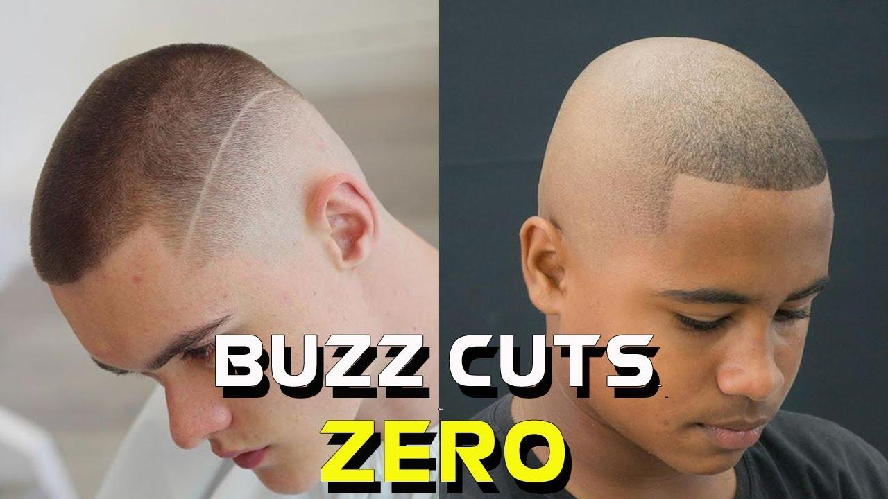 BUZZ CUT ZERO , Hot Buzz Cut Haircut for Men