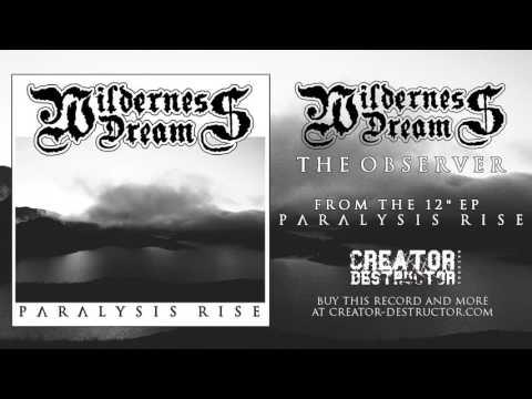 "Wilderness Dream ""The Observer"""