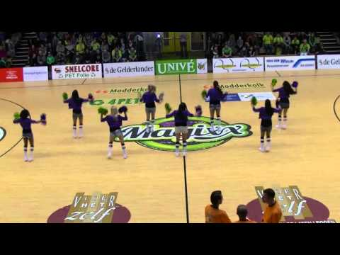 Matrixx Magixx BS Weert 2nd Half 2013 2014 Dutch Basketball League