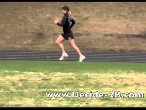 Proper Running Form Diane Birkeland  Running Analysis  Youtube