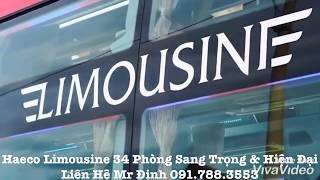 Haeco Limousine 34 Phòng Víp Sang Trọng Tiện Nghi Và Tinh Tế Đẳng Cấp Xe Khách Giường Nằm
