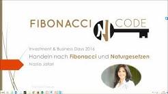 Traden lernen mit Nazila Jafari (Handeln nach Fibonacci und Naturgesetzen)