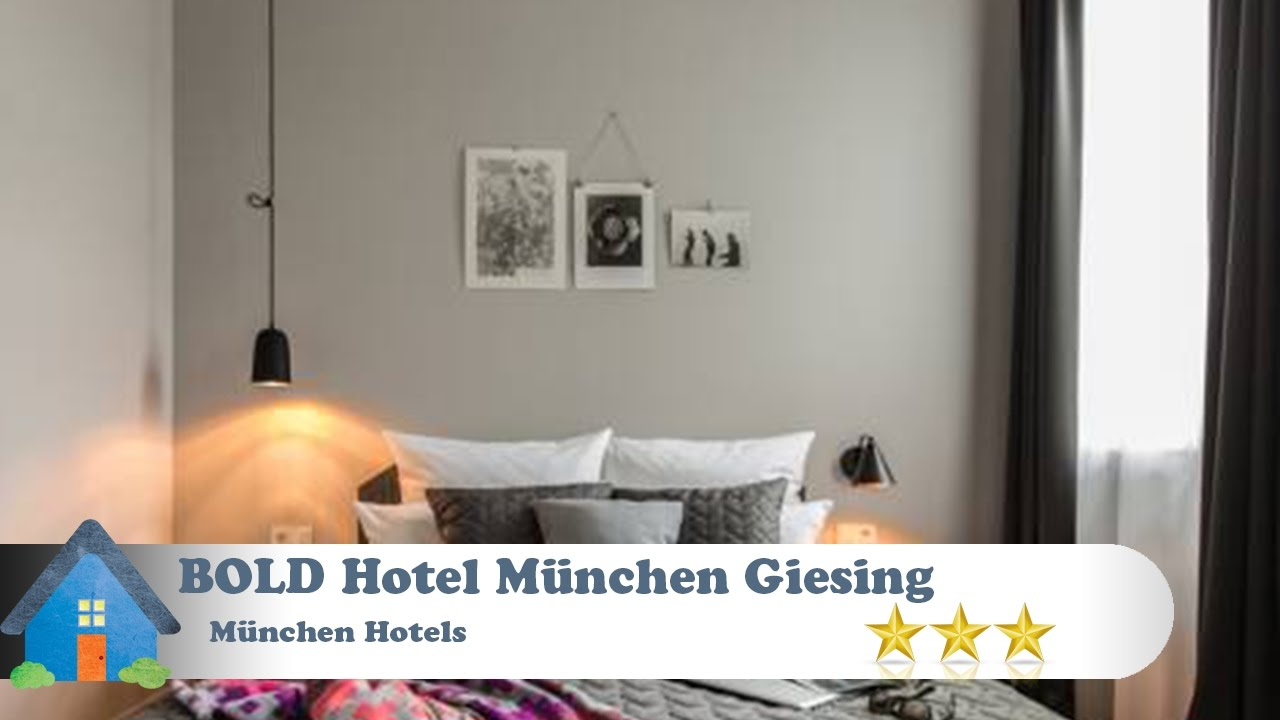 bold hotel m nchen giesing m nchen hotels germany youtube. Black Bedroom Furniture Sets. Home Design Ideas