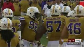 LSU vs MISS State 2016 highlights