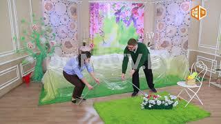 Парник «Моя фазенда плюс» domatv by