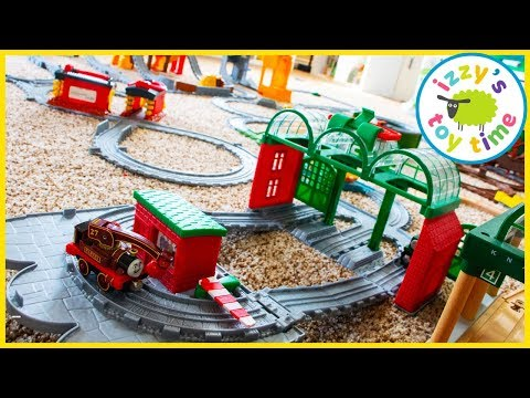 Thomas And Friends HUGE Take N Play World!