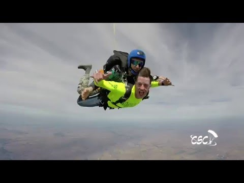 Chicago Tandem Skydive Pricing As Low As $149 99