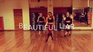 Beyonce, Shakira- Beautiful Liar | Choreography Justyna Kryś