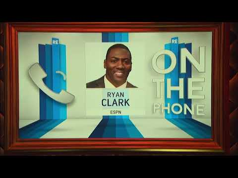 Ryan Clark of ESPN Talks Antonio Brown Situation & More w/Rich Eisen | Full Interview | 1/2/19