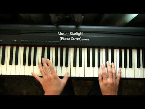 Muse  Starlight Piano