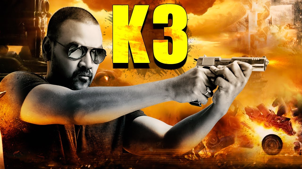 Download K3 Full South Indian Hindi Dubbed Action Movie | Raghava Lawrence Tamil Hindi Dubbed Movies