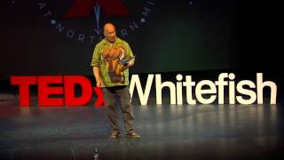 Triple Divide/Our Heritage/Our Legacy | Jack Gladstone | TEDxWhitefish