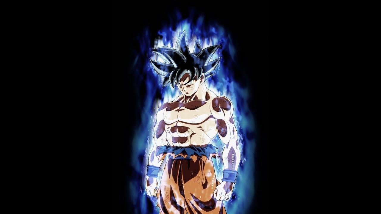 Dạng SSJ mới của Goku - Bản năng vô cực | Goku\u0027s new Form | Ultra Instinct 4K
