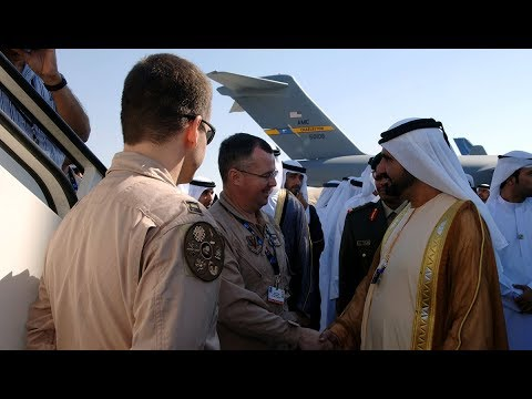 Crown Prince of UAE has an Army of Private Military Contractors