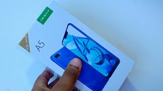4GB +64GB Oppo A5 । Oppo A5 4GB+64 Unboxing Review , Price , Specification many More