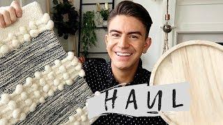 HOMEWARE HAUL UK 2019 | H&M, SOSTRENE GRENES, TIGER, PAPERCHASE