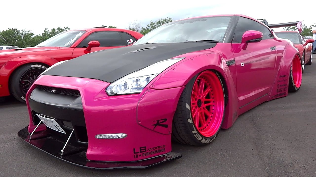 Nissan Gt R Pandem Rocket Bunny Tuning Mareike Fox also Lb Performance Ferrari Italia   Hartvoorautos in addition Nissan Gt R Liberty also Liberty Walk Nissan Gt R moreover Ferrari Spider With Liberty Walk Kit And Candy Apple Red Wheels Is A Paradox Photo Gallery. on liberty walk nissan gt r