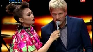 Mega Konser Dunia RCTI: Michael Learns To Rock - Paint My Love
