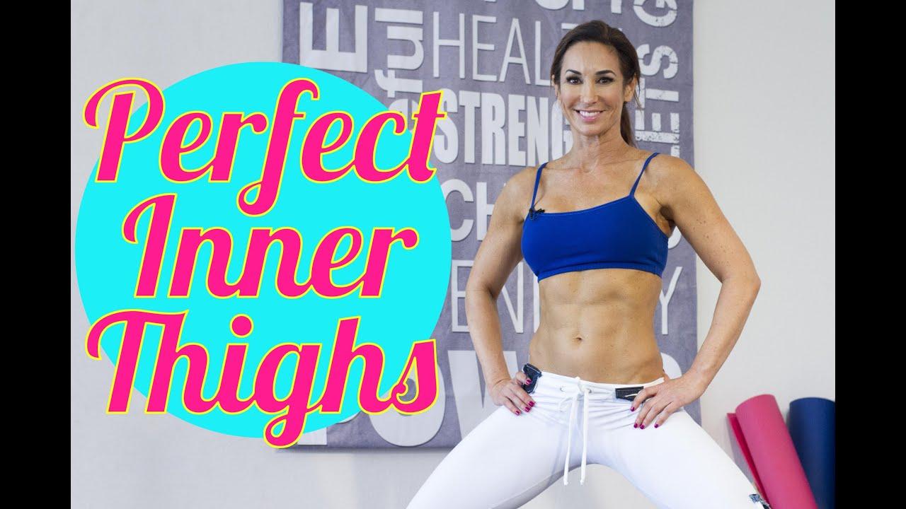 Perfect Inner Thigh Exercises | Natalie Jill