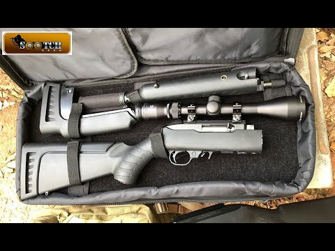 Ruger 10/22 Takedown Lite Rifle Review