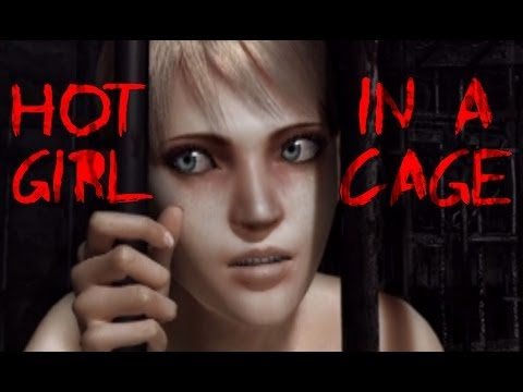 Hot Girl in a Cage (Haunting Ground for PS2) Part 1 of 2