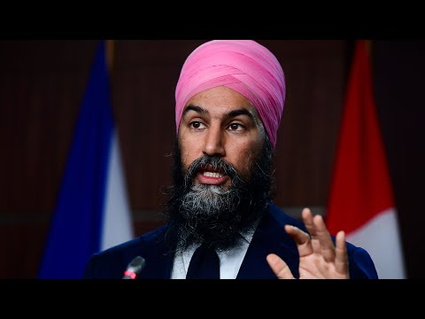 Why Jagmeet Singh wants Parliament to resume as the COVID-19 pandemic worsens
