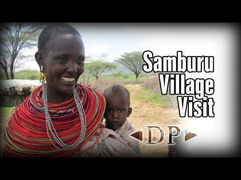 Samburu Village Visit