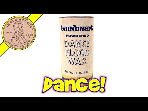 Lundmark Powdered Dance Floor Wax 1lb Tin Get Your Disco Groove