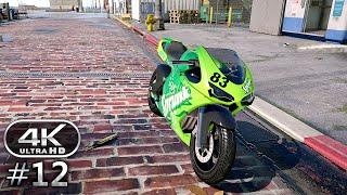 Grand Theft Auto 5 Gameplay Walkthrough Part 12 - GTA 5 (PC 4K 60FPS)